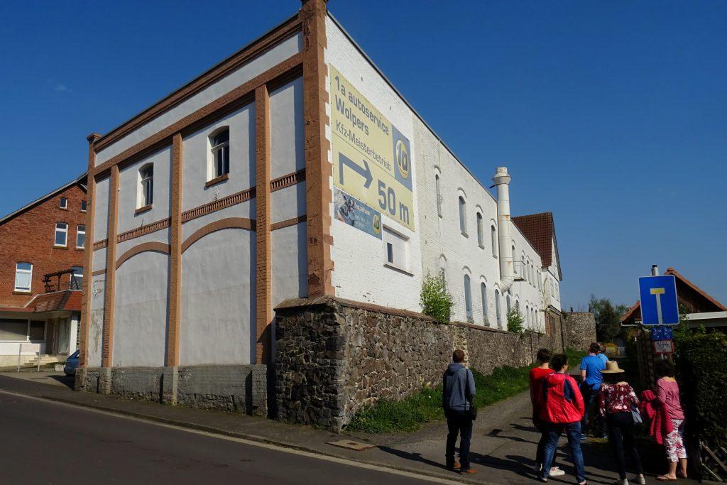 ehemalige Möbelfabrik Dickhaut