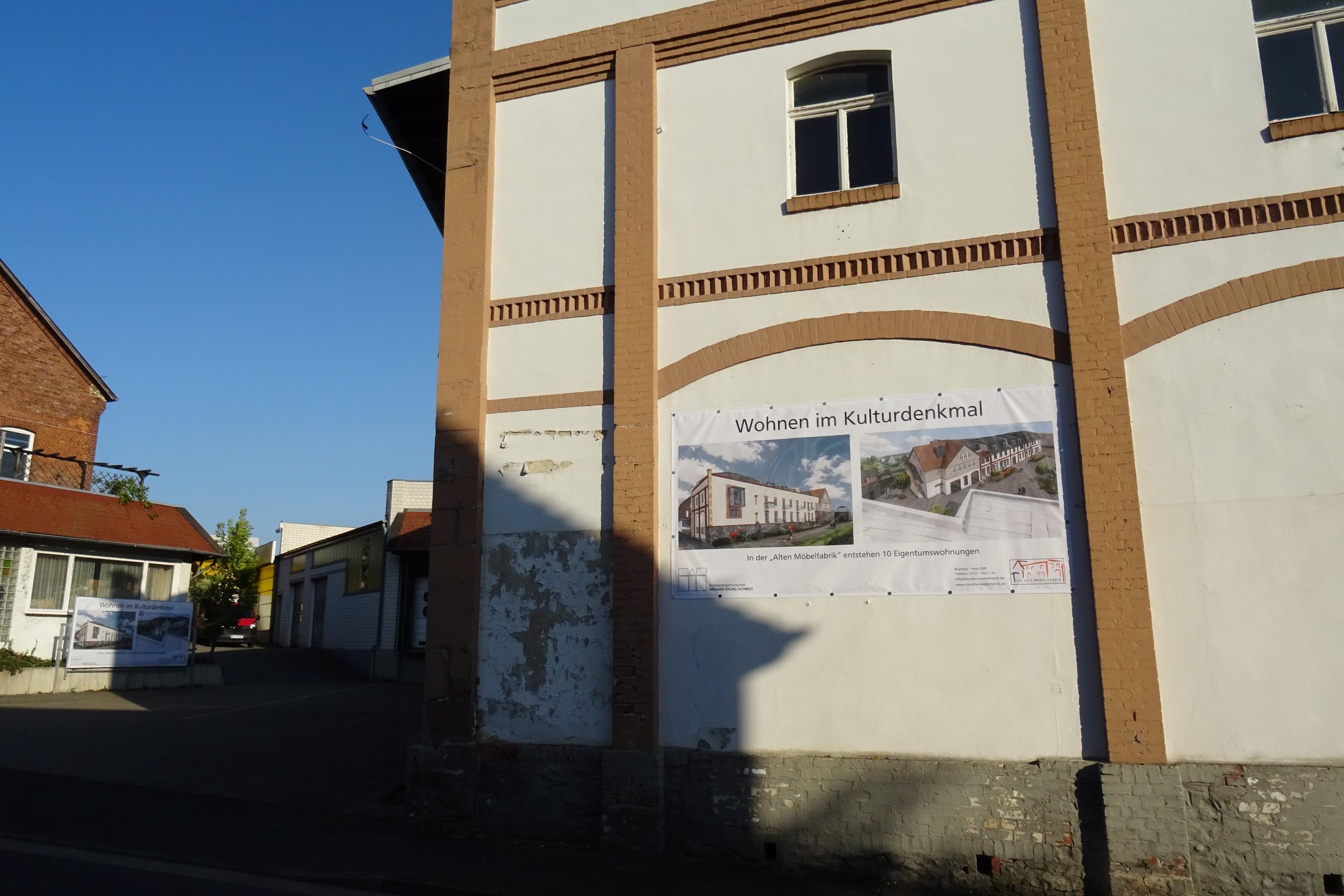 Wohnen im Kulturdenkmal