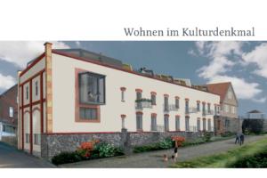 Wohnen im Kulturdenkmal – Der Wohnungsprospekt