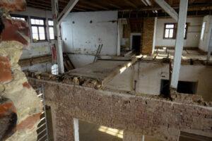 Die Alte Möbelfabrik – Es geht los